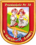 Logo Przedszkole Nr 76